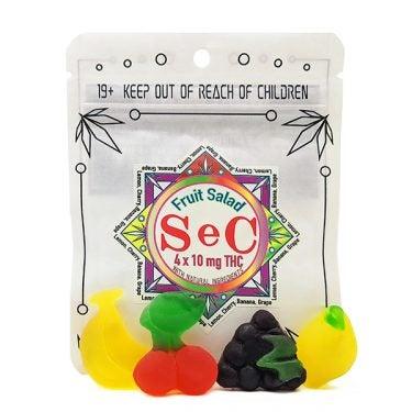 Gummies (SeC) - Fruit Salad