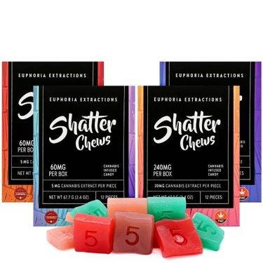 Shatter Chews