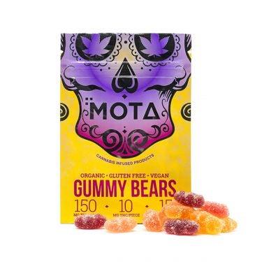 Vegan Gummy Bears