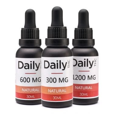Daily THC Tincture Group