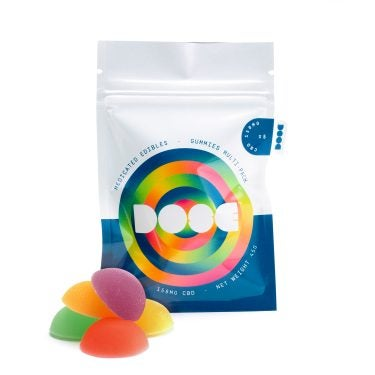 Dose CBD Gummies Multipack