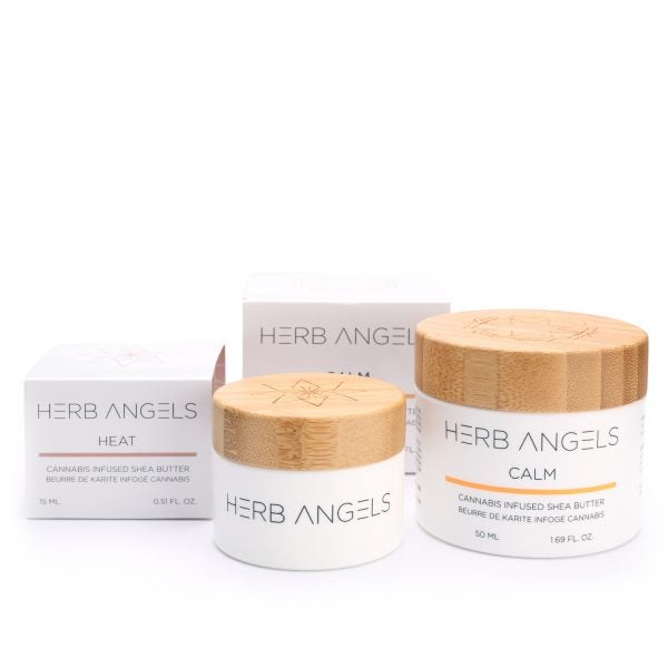 Herb Angels Shea Butter Group