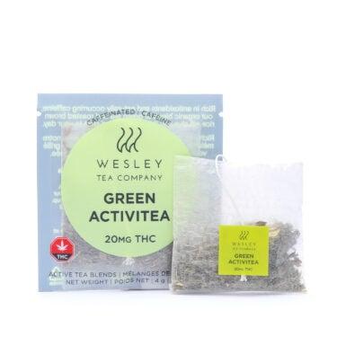 Wesley Tea Co. Green Activitea