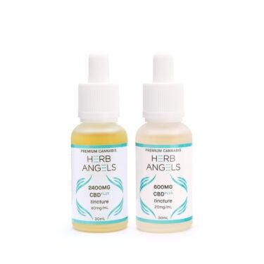 Herb Angels Full Spectrum CBD Tincture