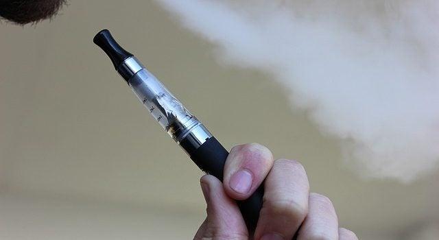 vaping vs smoking cannabis