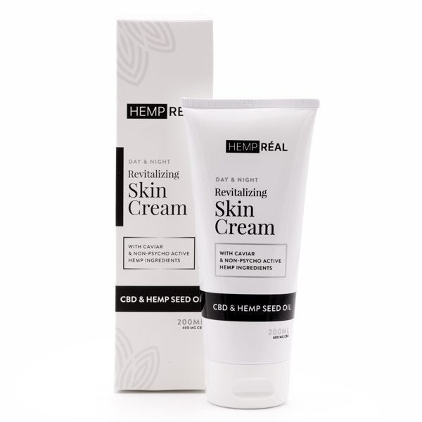 Hempreal Skin Cream