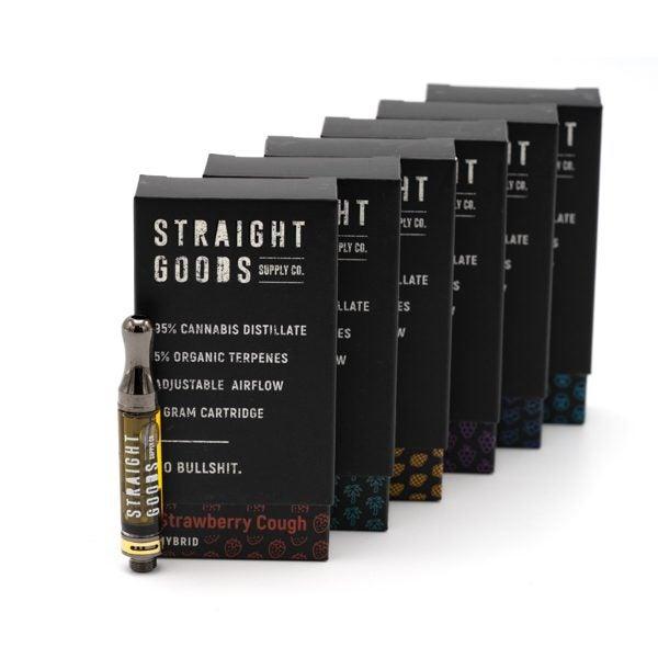 Refill Cartridge (Straight Goods) - Distillate