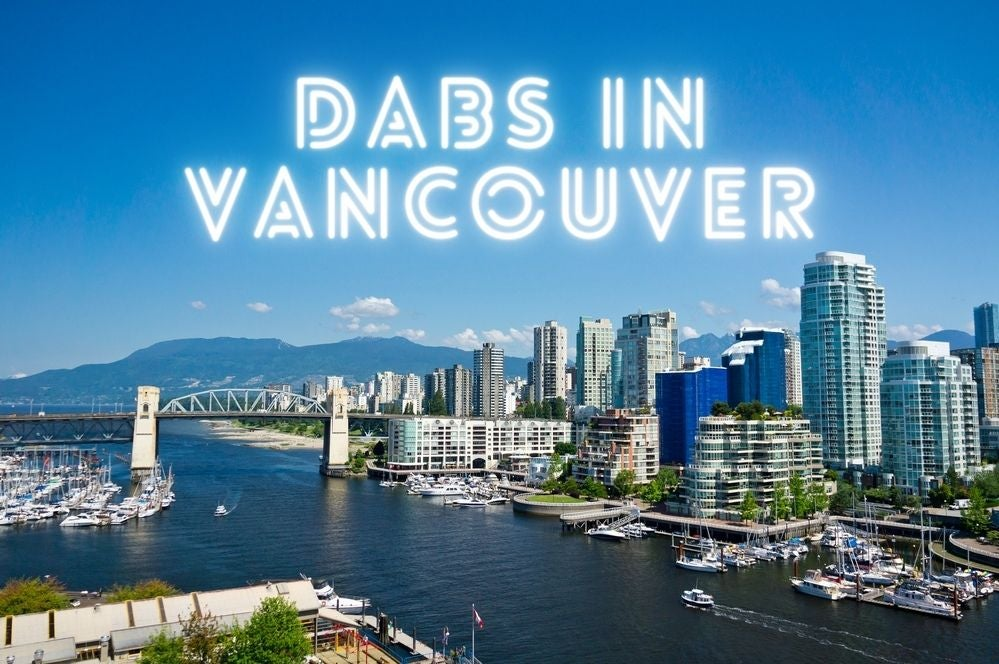 Dabs in Vancouver, British Columbia