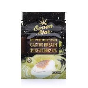 Seven Star Cactus Breath Shatter