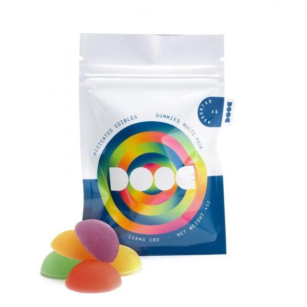 Dose CBD Gummies