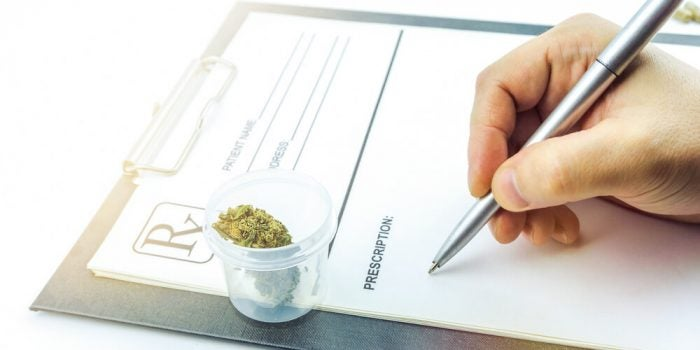 Online dispensary in Canada, with no card required