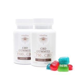 Vitalita CBD Gummy