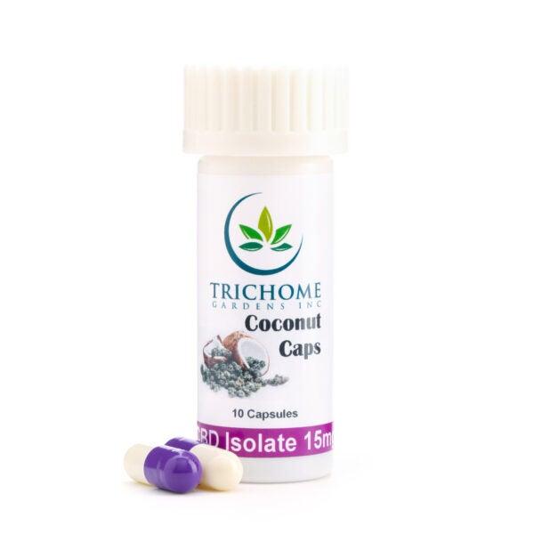 Trichome Garden - CBD Capsules