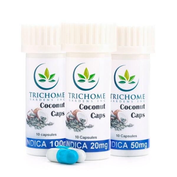 Trichome Garden - Indica Capsules