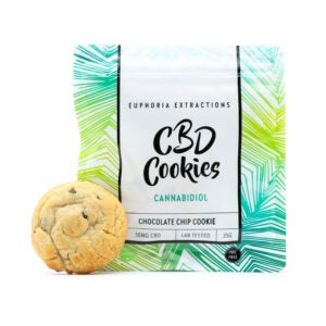 Euphoria Extractions CBD Cookies