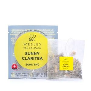 Wesley Tea Co. Sunny Claritea