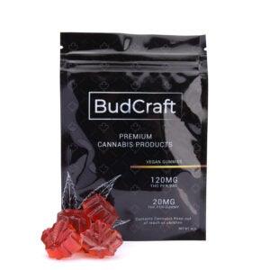 BudCraft Vegan Gummies