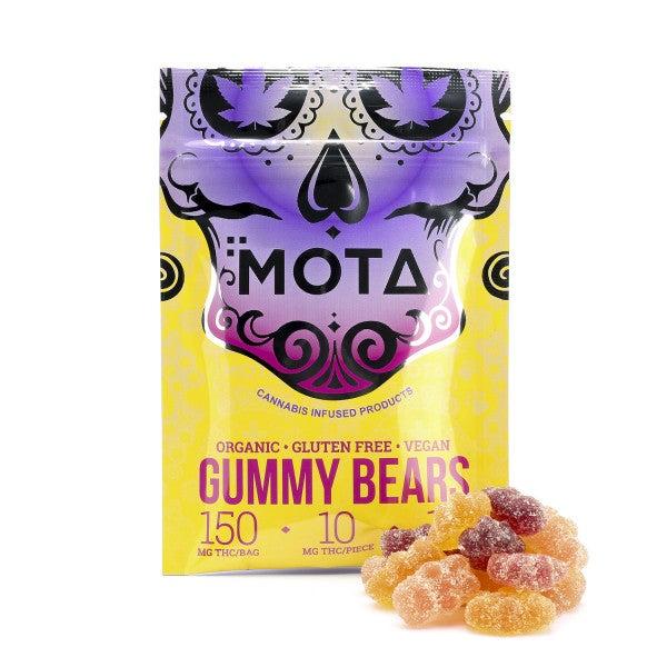 Mota Vegan Gummy Bears
