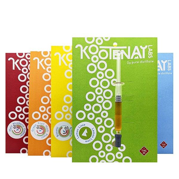 Kootenay Labs Distillate