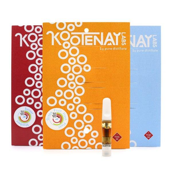 Kootenay Labs Cartridges