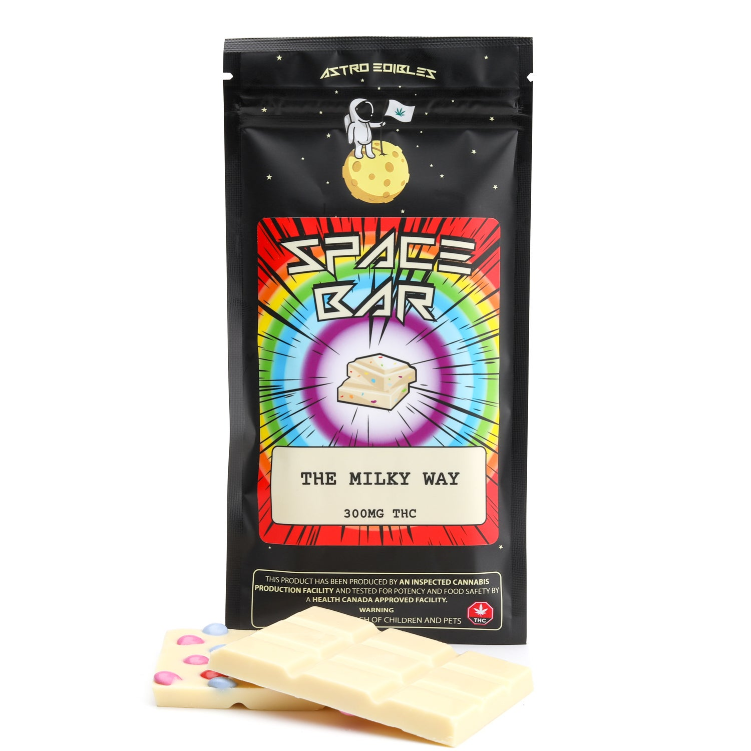 Astro Space Bar 300mg THC
