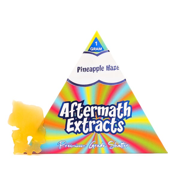 Aftermath Extracts Shatter