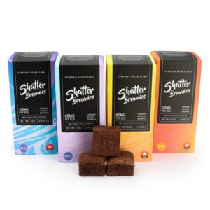 Euphoria Extractions Brownies Group