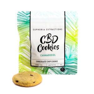 Euphoria Extractions CBD Cookie