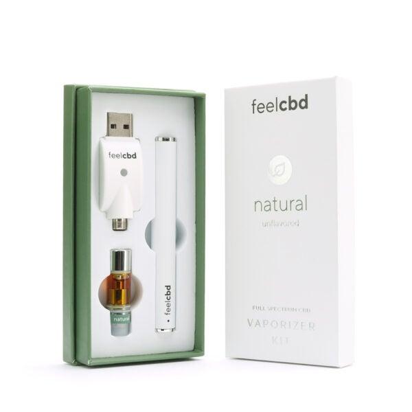 FeelCBD Natural Vape Pen