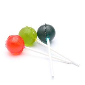 Medicated Lollipops