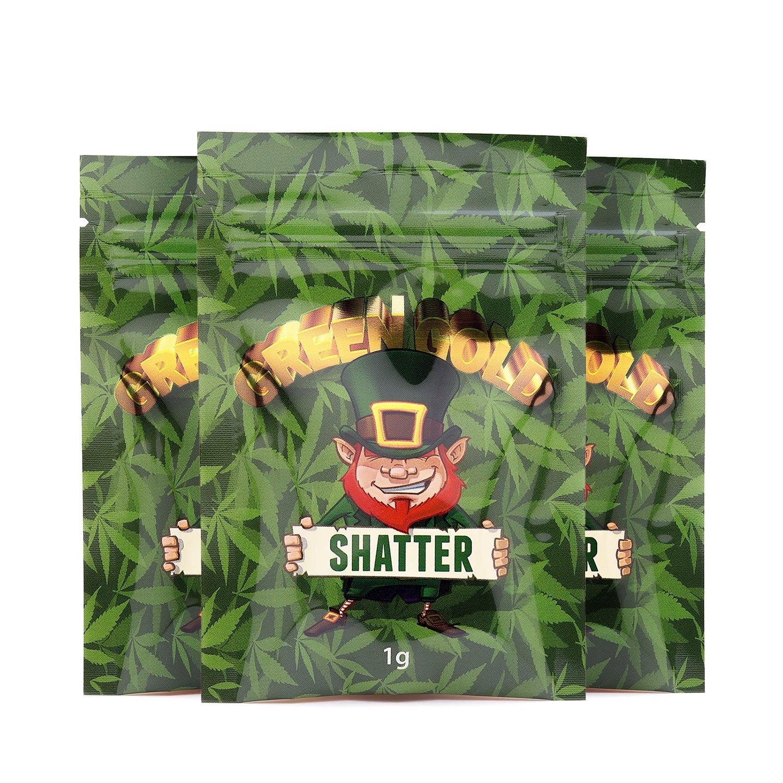 Green Gold Shatter