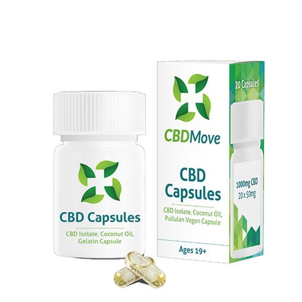 CBD Move Capsules