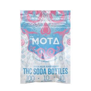 Mota Soda Bottles