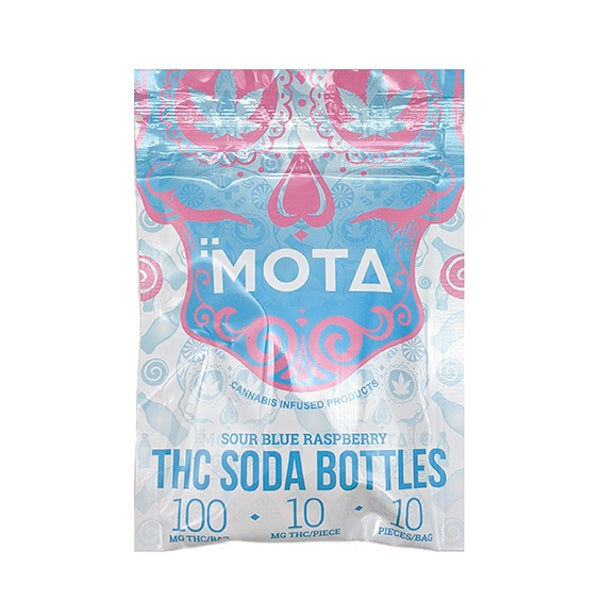 Mota Soda Bottles