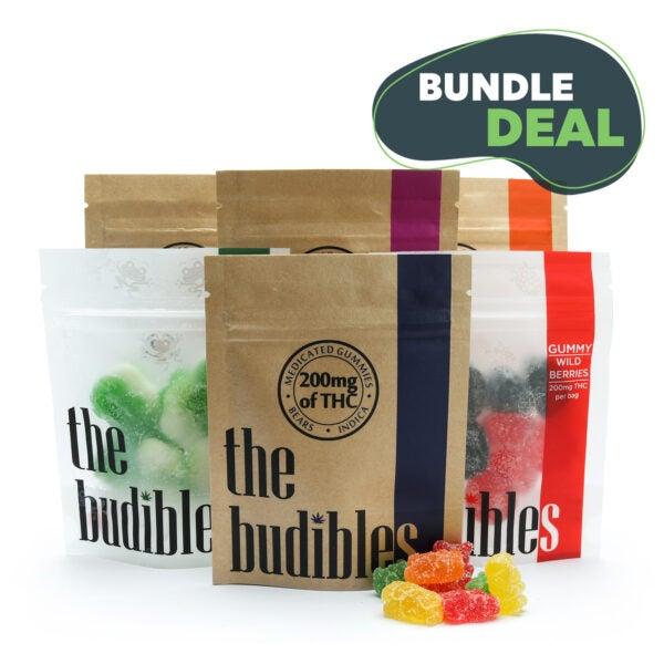 Budibles Gummies Bundle