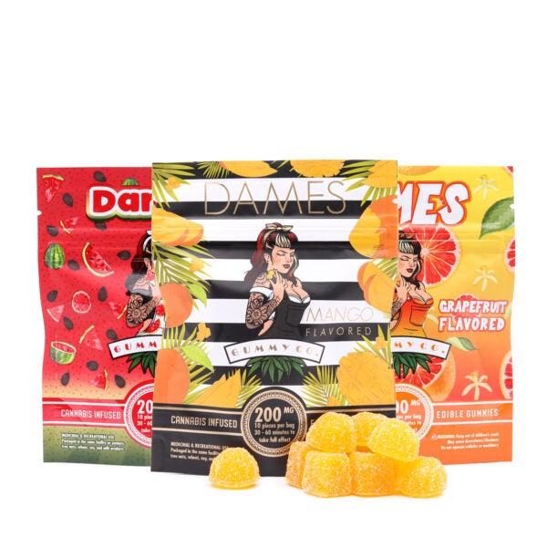 Dames Gummies Group