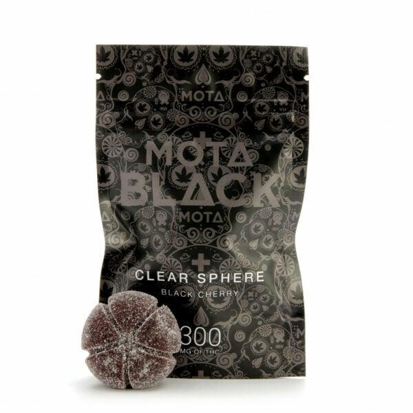 Mota Black Sphere
