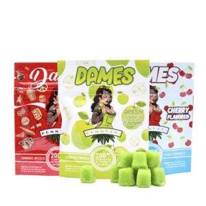 Dames Sour Gummies