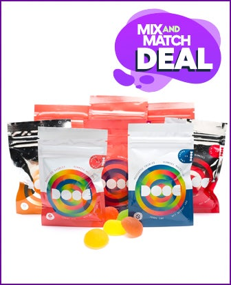 Online Dispensary Mix and Match deal