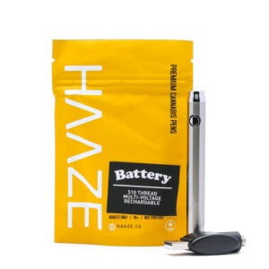 Haaze Battery and Screw-On Charger