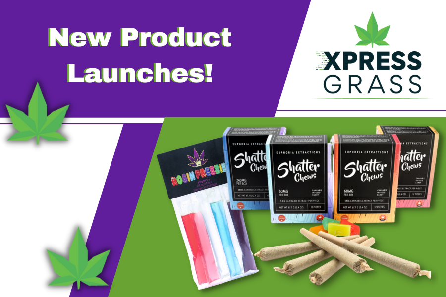 Online Dispensary Canada – New Product Launches
