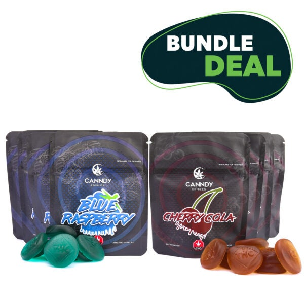 200 mg Canndy Gummies Bundle